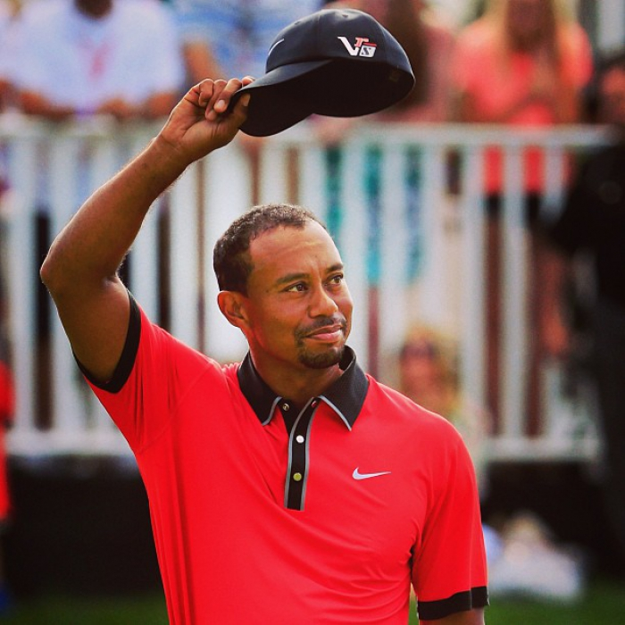 a biography of tiger woods an american golfer