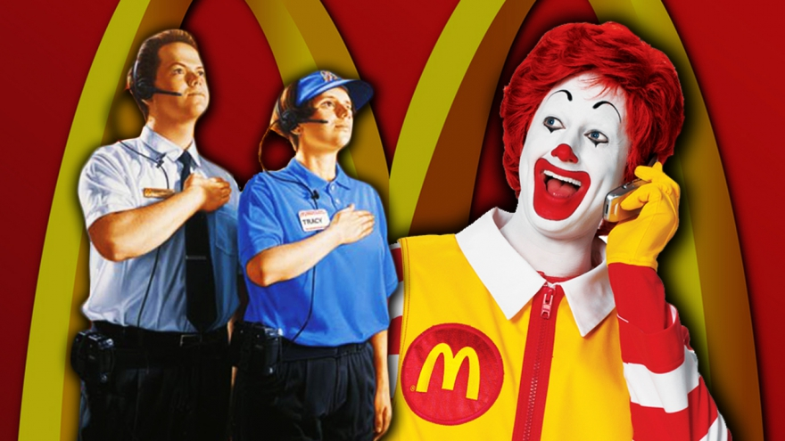 a history of mcdonald and how effective mcdonalds chiefs control managers and employees Our business model | mcdonald's our dividend history suppliers and employees working together toward a common goal is what makes mcdonald's the.