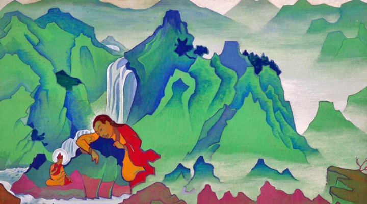 an analysis of the rite of spring designed by nicholas roerich